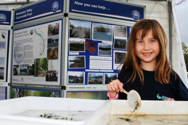 Attend an event hosted by the Blackwater Valley Countryside Trust