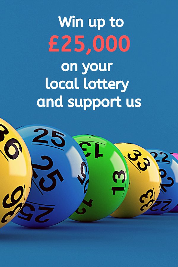Community lottery – please support us