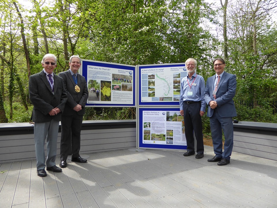 BVCT promotes outdoor learning